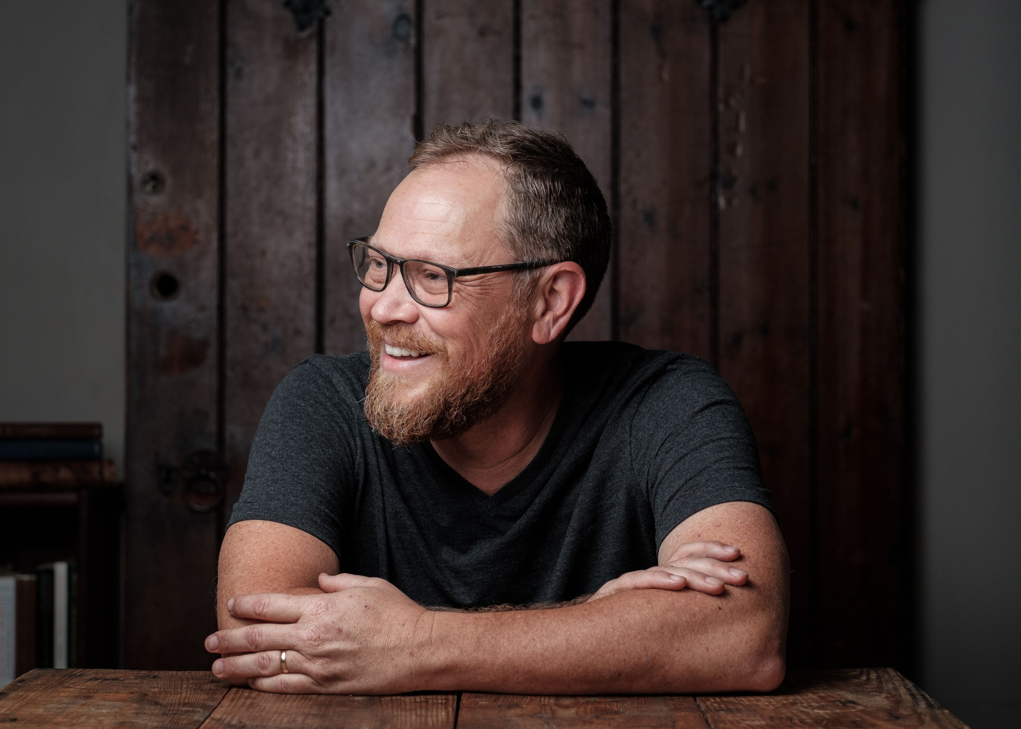 Andrew Peterson will be delivering the keynote address as well as performing the closing concert.